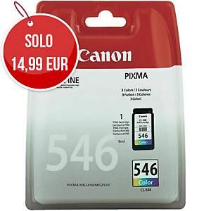 Cartuccia inkjet Canon 8289B001 CL-546 180 pag colori