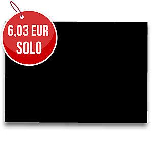 Pack de 25 cartulinas FABRISA 50x65 180g/m2 color negro/m2ro