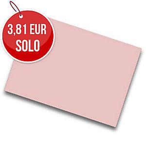 Pack de 25 cartulinas FABRISA 50x65 180g/m2 color rosa