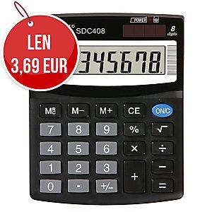 Rebell SDC408 stolová kalkulačka s 8-miestnym displejom