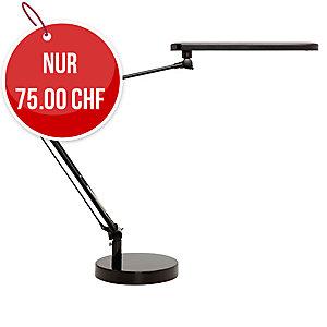 LED-Tischleuchte Unilux 400033683, Mambo, 11 Watt, schwarz
