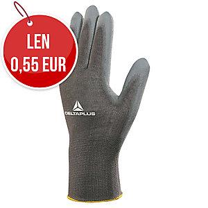 VE702PG Viacúčelové rukavice na precízne práce, veľkosť 8, sivé