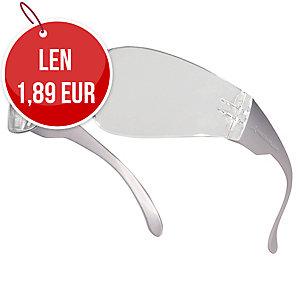 BRAVA2 Ochranné okuliare, číre