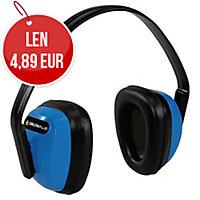 SPA3 Chrániče sluchu, čierna/modrá