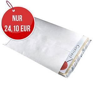 Tyvek reissfeste Versandtaschen, 229x324mm, 100 Stk