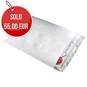 Buste a sacco in Tyvek 250x353 mm - conf. 100