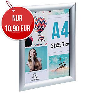 Aluminium-Klapprahmen A4, 297 x 210 x 10 mm