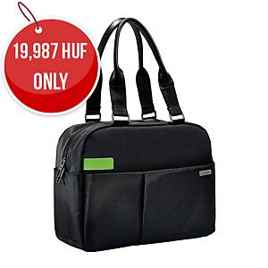 LEITZ COMPLETE SHOPPER SMART TRAVEL BLK