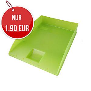 Herlitz Briefkorb A4 hellgrün