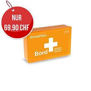 Bordapotheke Hartmann, 26x8x17 cm, gefüllt, orange