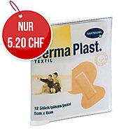 DermaPlast Fingerspitzenverpand, Textil, 5x6 cm, Packung à 12 Stück