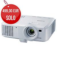 Videoproyector CANON LV-WX320 de resolución WXGA 16:10 con 3000 lúmenes