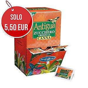 CONF. 150 BUSTINE ZUCCHERO DI CANNA GREZZO ANTIGUA