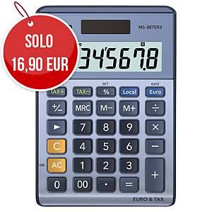 Calcolatrice da tavolo Casio MS-88 TER II 8 cifre