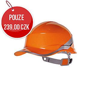 Deltaplus Baseball Diamond V bezpečnostní přilba, oranžová