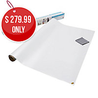 POST IT DRY ERASE SURFACE 2400X1200MM - EACH