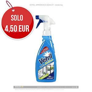 Detergente multisuperficie Vetril ammoniaca 650 ml