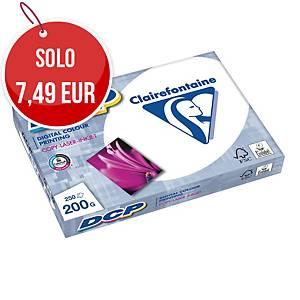 Carta bianca professionale DCP per stampe a colori A4 300 g/mq- risma 125 fogli