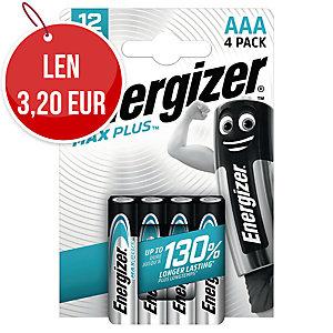 Batérie Energizer Eco Advanced, typ AAA, 4 ks v balení