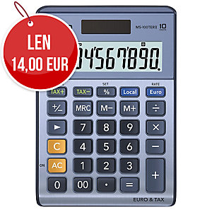Stolová kalkulačka Casio MS-100TE R II