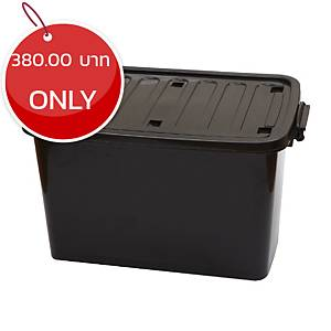 Plastic Storage Box 100 Litres Assorted Colors