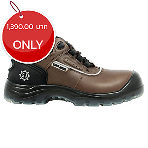SAFETY JOGGER PLUTO SAFETY SHOES 40 BROWN