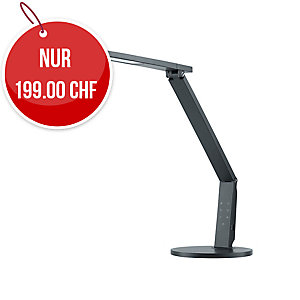 LED-Tischleuchte Hansa Vario+, anthrazit