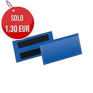 Tasca con bande magnetiche 100x38 mm