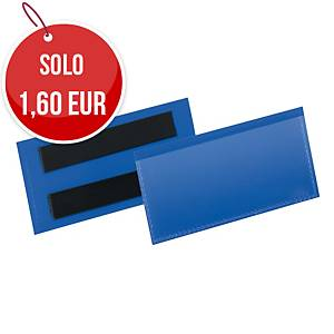 Tasca con bande magnetiche 150x67 mm