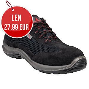 DeltaPlus ASTI S1P SRC Bezpečnostná obuv, čierna, veľkosť 43