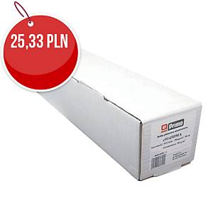 Papier do plotera ePRIMO, 914 mm x 50m, 90 g/m²