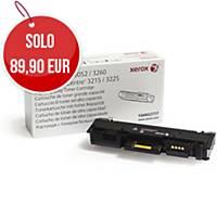 Toner laser Xerox 106R02777 3K nero