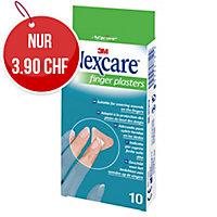Nexcare Finger Heftpflaster, 44,5x51 mm, Packung à 10 Stück