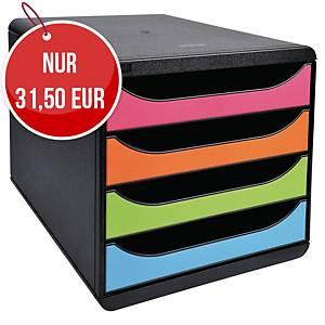 Exacompta Big Box Schubladenbox harlequin