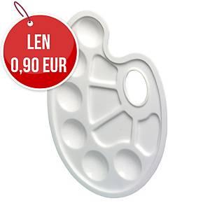 Herlitz  8643033 plastová maliarska paleta