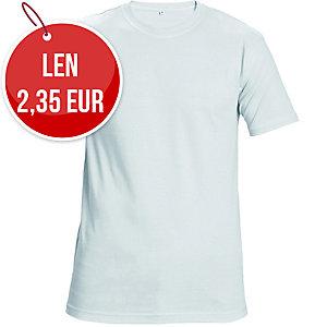 Tričko ČERVA TEESTA, veľkosť 2XL, biele