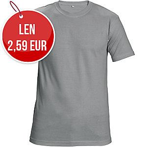 Tričko ČERVA TEESTA, veľkosť M, sivé