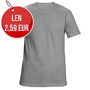 Tričko ČERVA TEESTA, veľkosť XL, sivé