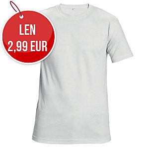Tričko ČERVA GARAI, veľkosť XL, biele