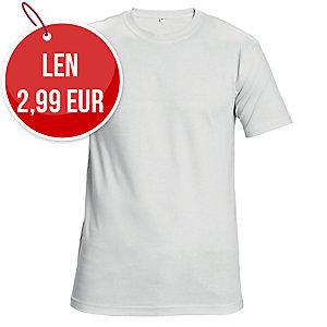 Tričko ČERVA GARAI, veľkosť 2XL, biele