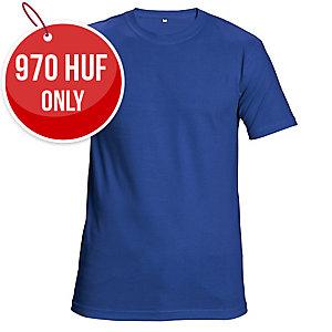 GARAI 190GSM T-SHIRT COTTON L ROYAL BLUE