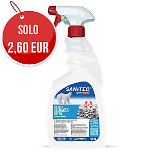 Sgrassatore alcalino Ultra Marsiglia Sanitec spray 750 ml