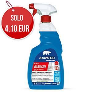 Sgrassatore disinfettante Sanitec Multi Activ 750 ml