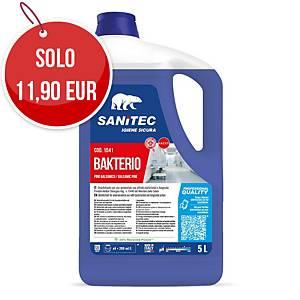 Disinfettante battericida fungicida Bakterio Sanitec 5 kg