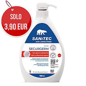 Sapone liquido igienizzante mani Securgerm Sanitec 1 L