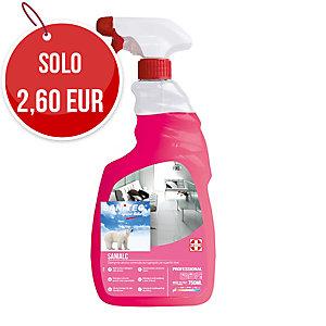 Detergente multisuperficie Sanialc Sanitec profumato 750 ml