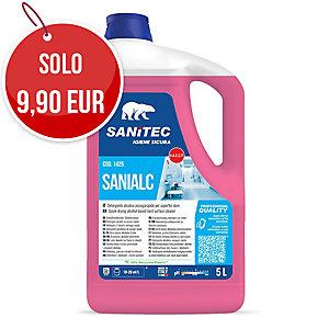 Detergente universale a base alcolica SANIALC profumato 5 L