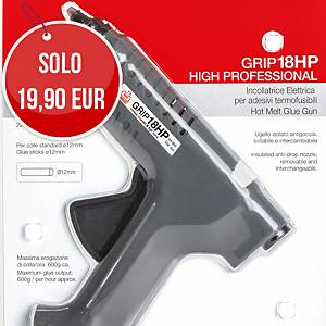 Incollatrice GRIP 18HP MAESTRI per colle standard Ø 12 mm
