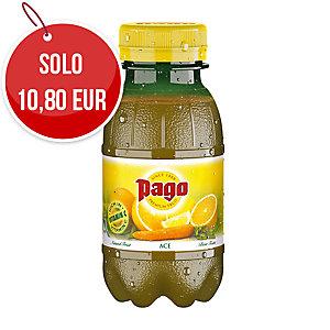 Succo di frutta ace Pago bottiglietta 20 cl - conf. 12