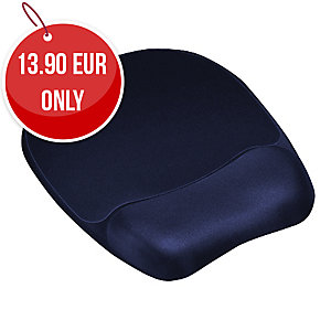 MOUSEPAD MEMORY FOAM BLUE